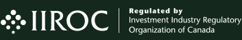 IIROC: Regulated by Investment Industry Regulatory Organization of Canada