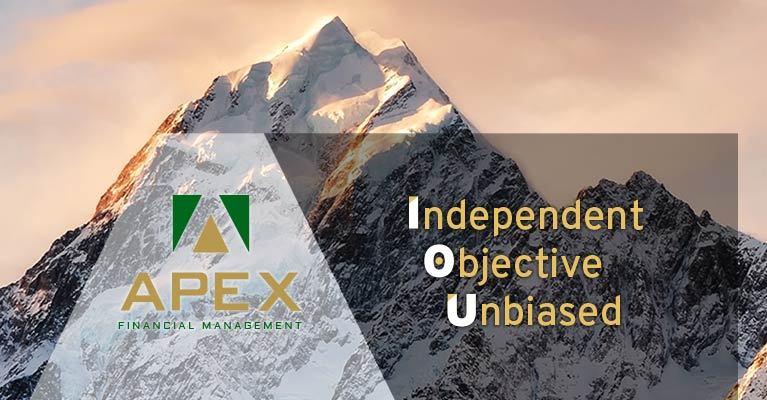 APEX Independent Objective Unbiased